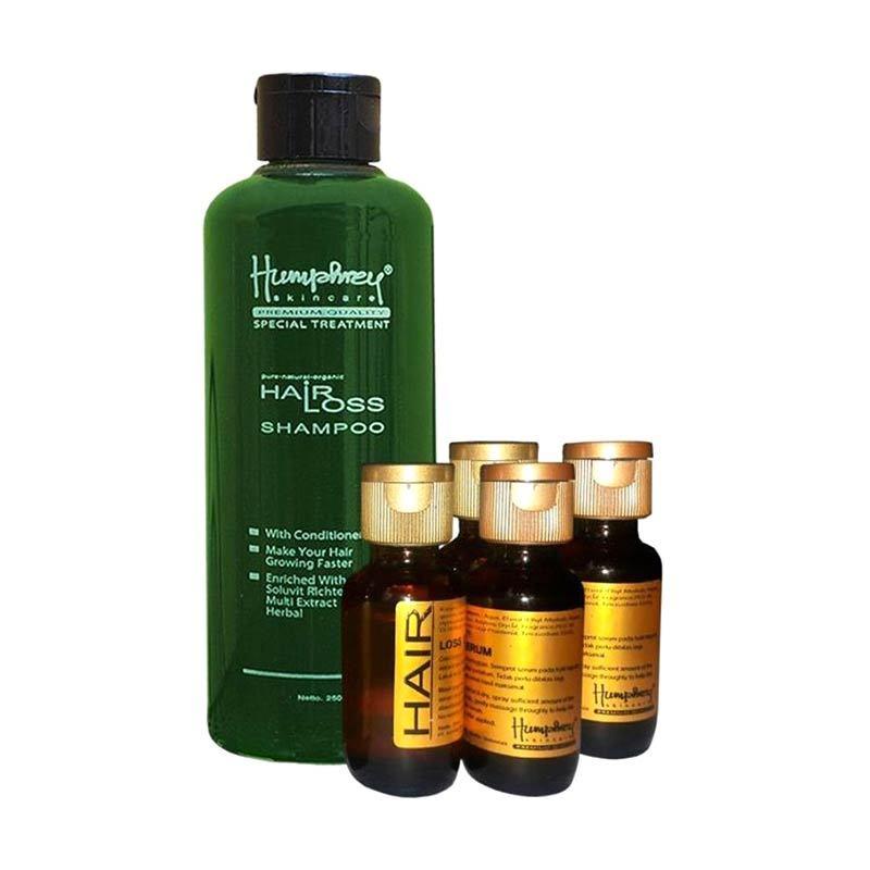 Humphrey Hair Loss Reguler Package