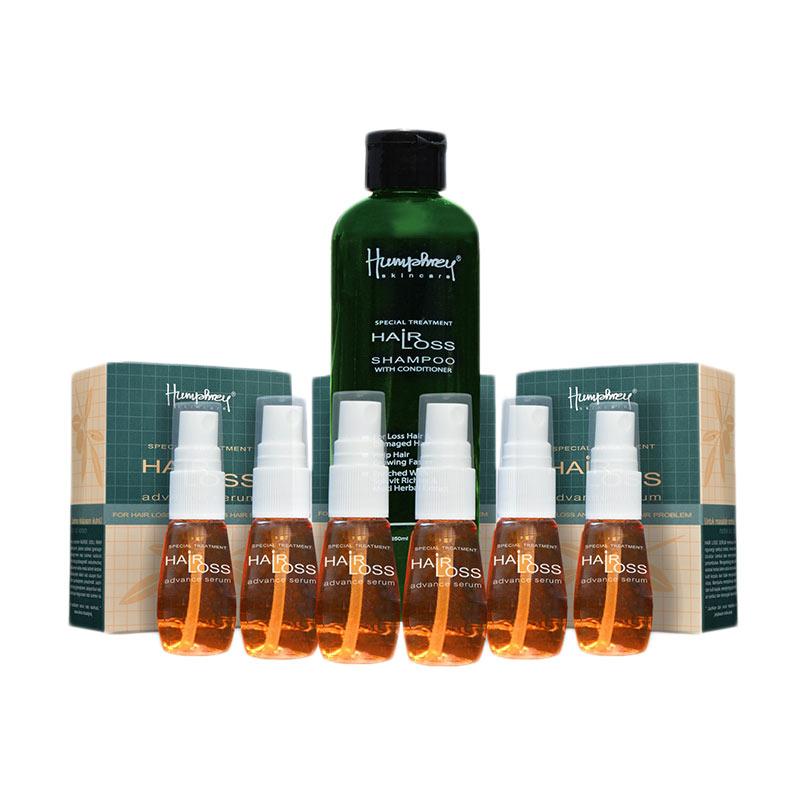 Humphrey skin care Hairloss