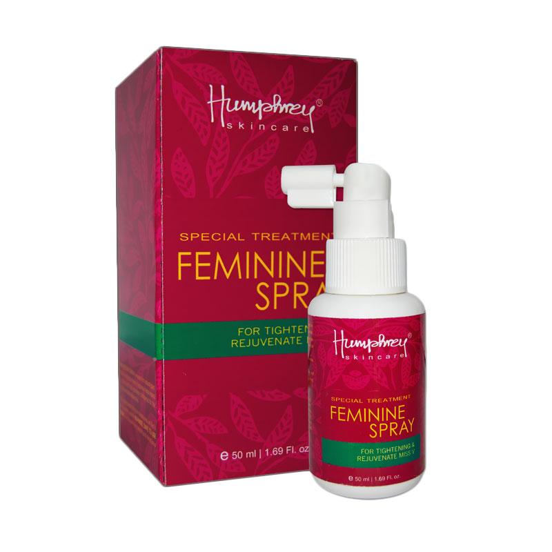 Humphrey Skin Care Feminine Spray