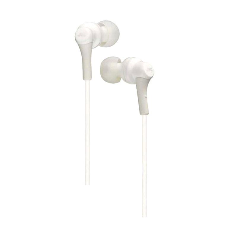 JVC HA-FX26 White Headset