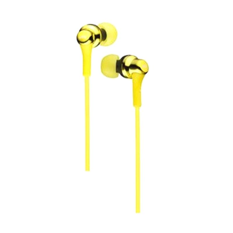 JVC HA-FX26 Yellow Headset