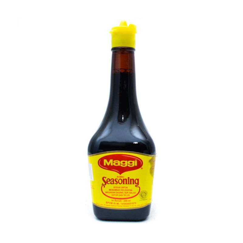 Maggi Seasoning Bumbu Masak [200 mL]