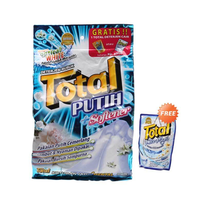 Total Putih Softener Detergent [1200 g]