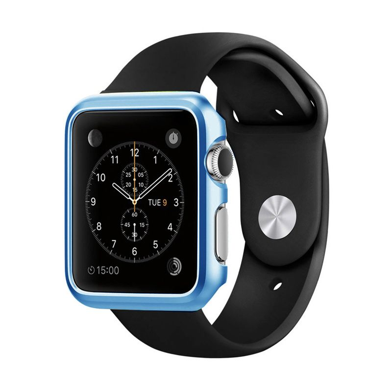 I-PPLE KinKin Slim Fit Biru Casing for Apple Watch [42 mm]