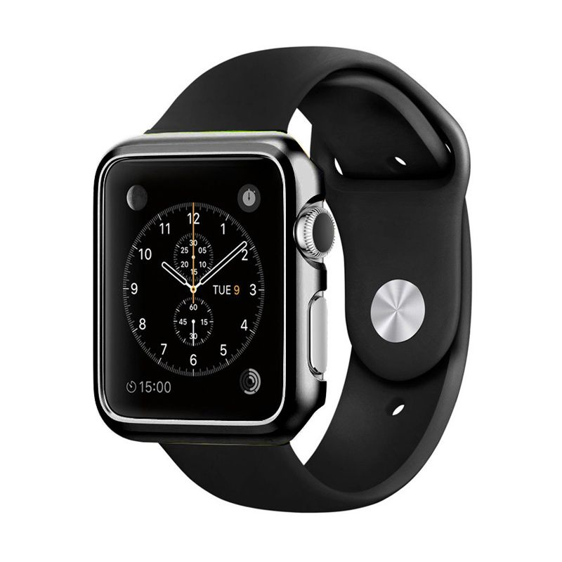 I-PPLE KinKin Slim Fit Hitam Casing for Apple Watch [38 mm]