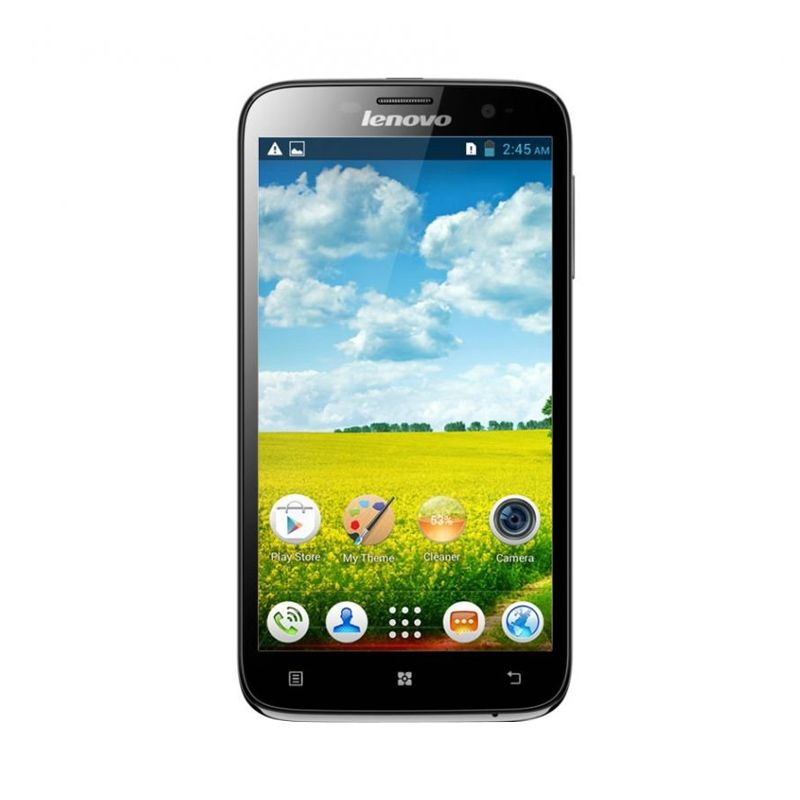 Lenovo A850 Black Smartphone [RAM 1 GB/ROM 4 GB]
