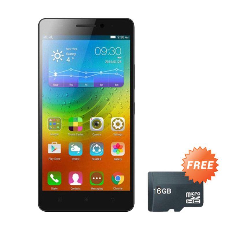 Lenovo Livo S90 4G LTE Grey Smartphone [32 GB] + Memory Card 16 GB