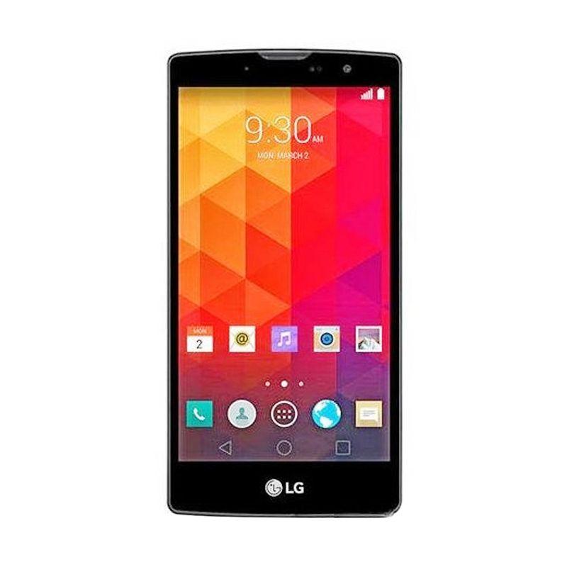 LG Magna Y90 Hitam Smartphone [RAM 1 GB /ROM 8 GB]