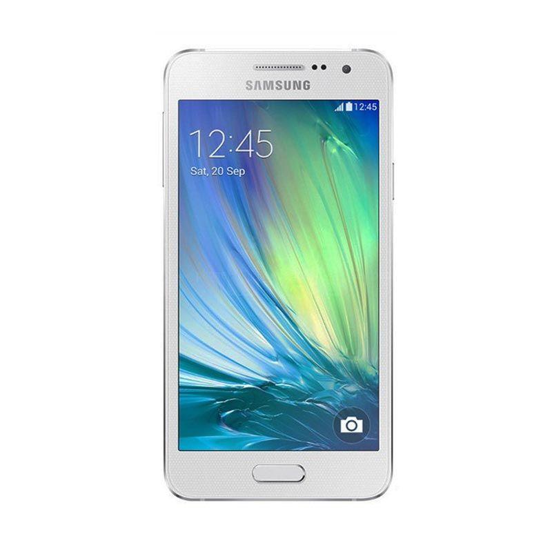 Samsung Galaxy A5 A500F White Smartphone [16 GB]