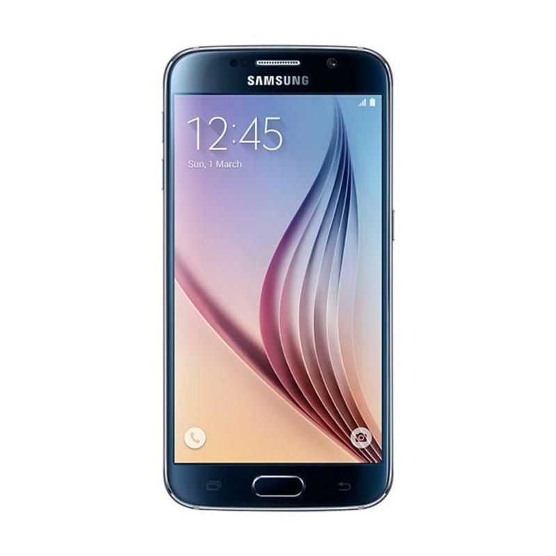 Samsung Galaxy S6 Black Smartphone [32 GB]