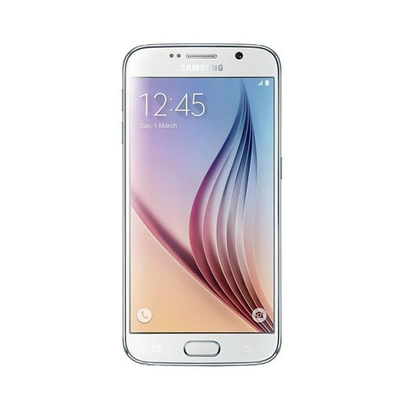 Samsung Galaxy S6 White Smartphone [3 GB / 32 GB]
