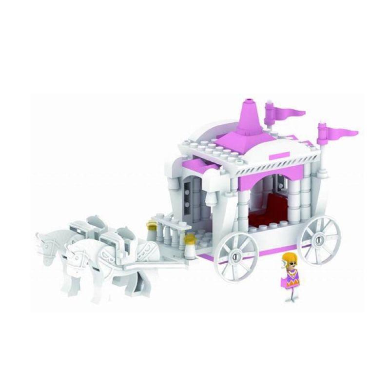 COGO Princess 2-Horse Carriage