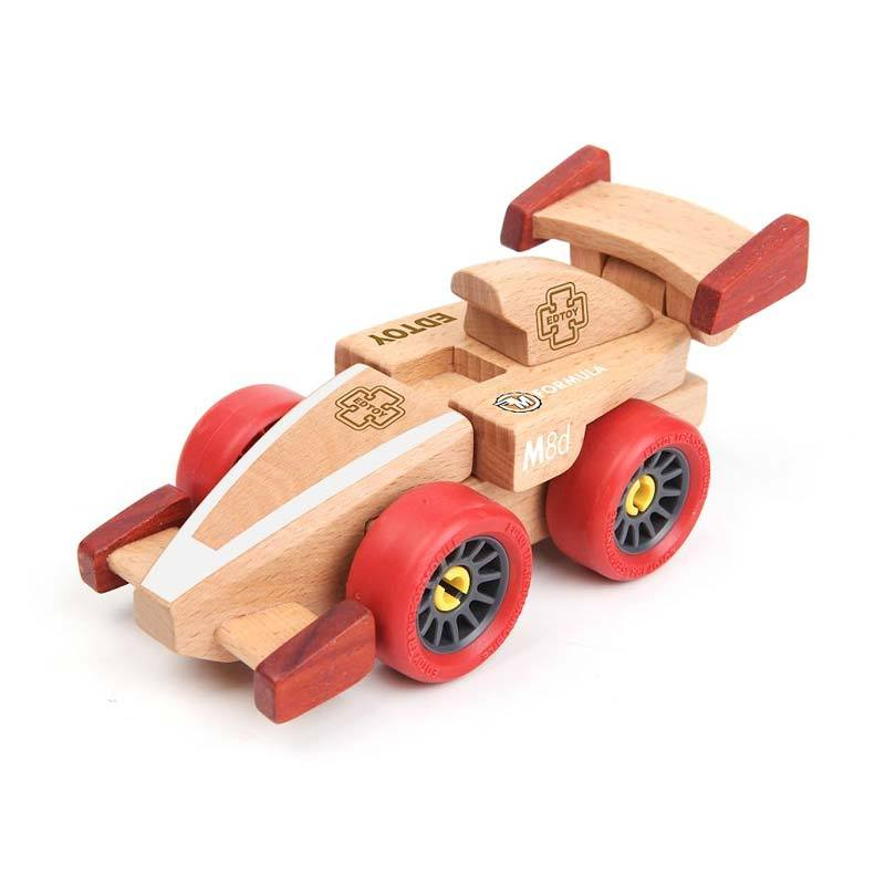 EDTOY Transformobile F1 Race Car