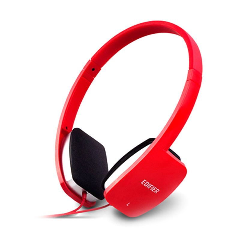 Headphone Edifier Communicator K680 - Merah