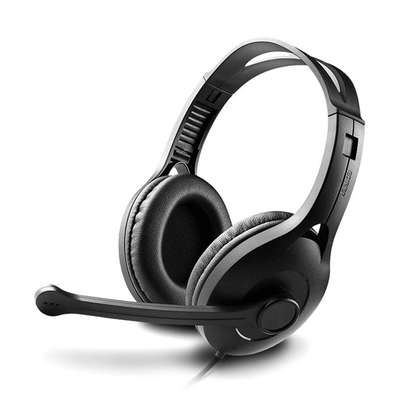Headset Edifier Communicator K800 - Hitam