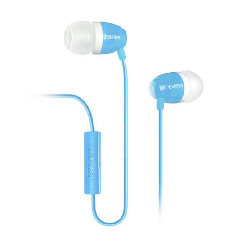 Edifier Earphone H210 - Biru