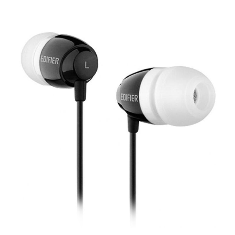 Edifier Earphone H210 - Hitam