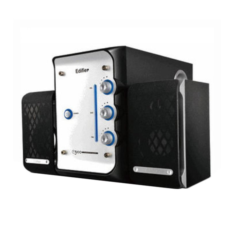 Edifier Speaker E3100 - Blue Light