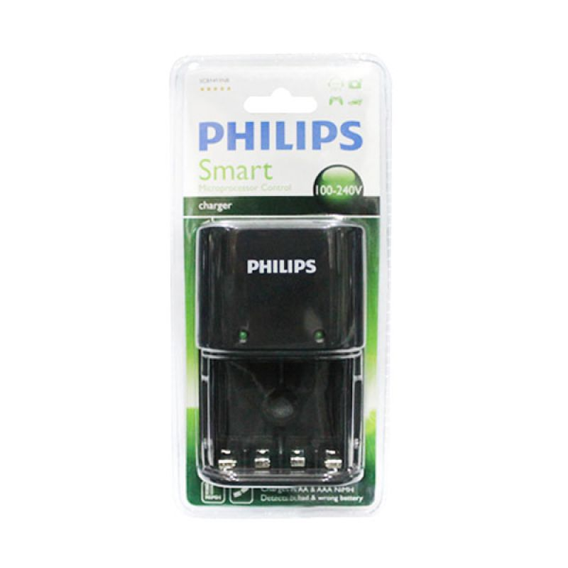 Philips Smart Charger - Black