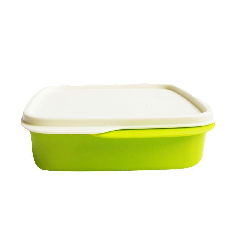 Tupperware Lolly Tup Hijau Kotak Makan