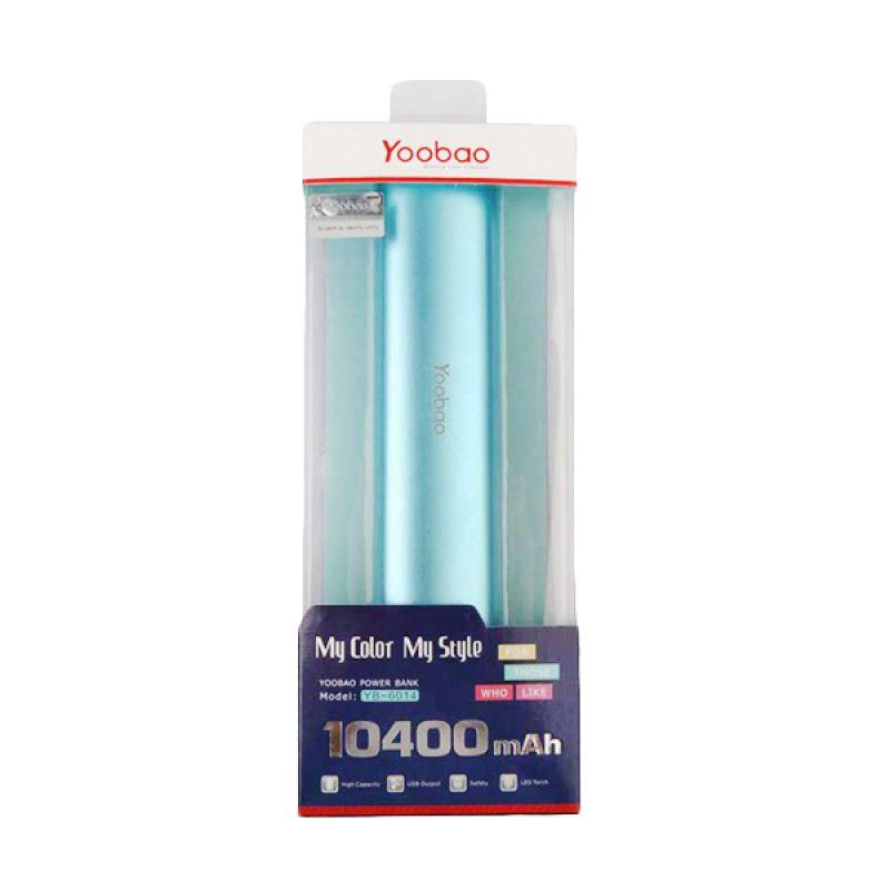Yoobao YB 6014 Blue 10400 mAh