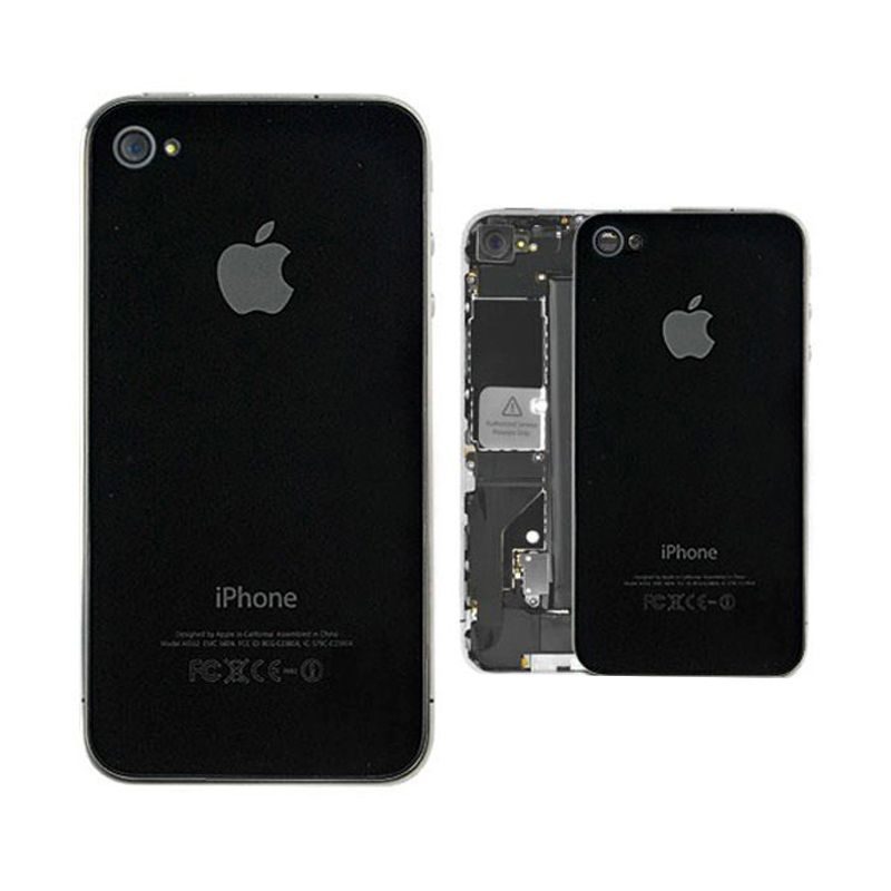 Apple Black Back Genuine Replacement Part for iPhone 4S