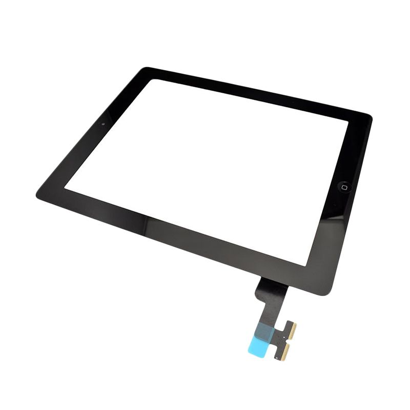 Apple Home Button Original Black Replacement Touch Screen for iPad 2