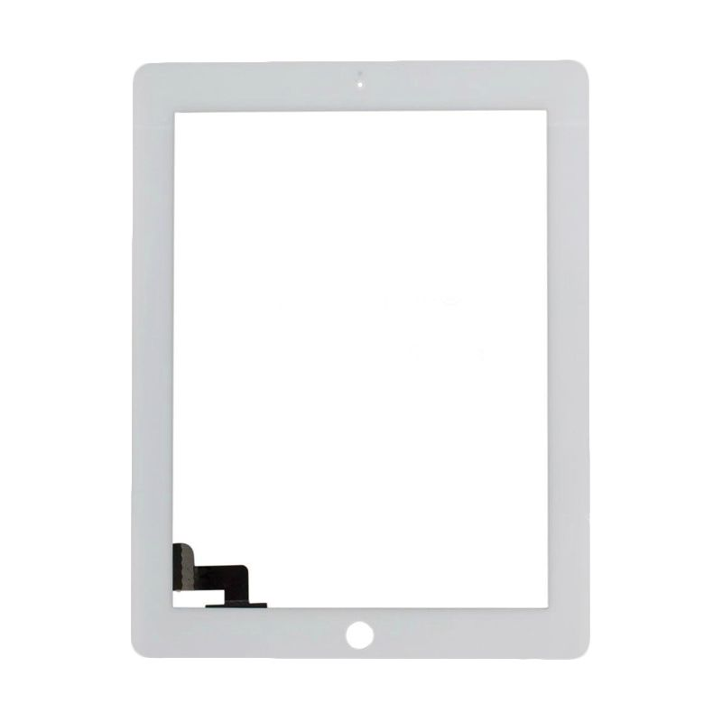 Apple Original White Touch Screen and Home Button for iPad 2