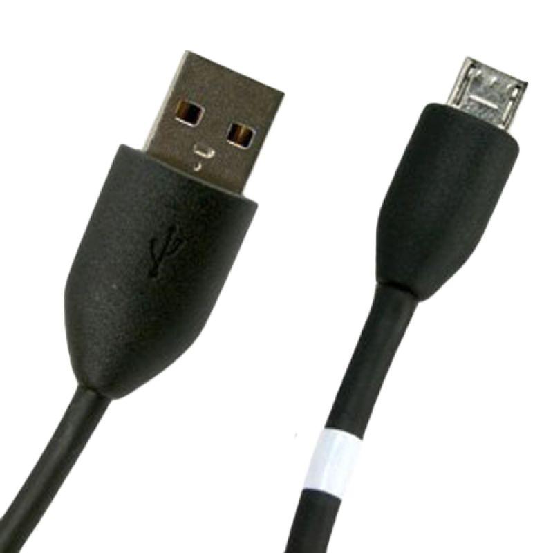 HTC Hitam USB Data Cable [Original]