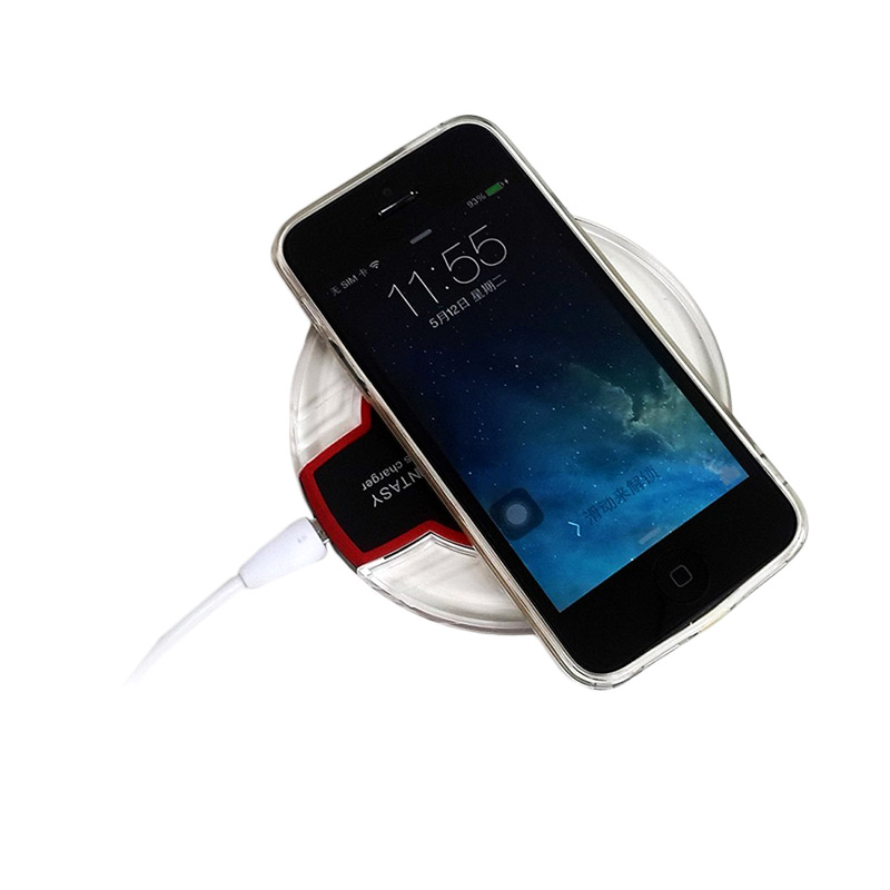 Jual IBuy Fantasy Wireless Charger With Qi Wireless