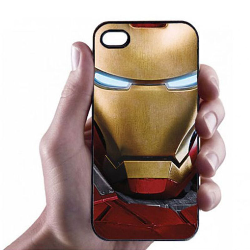 iBuy Ironman Casing for iPhone 4 or 4S
