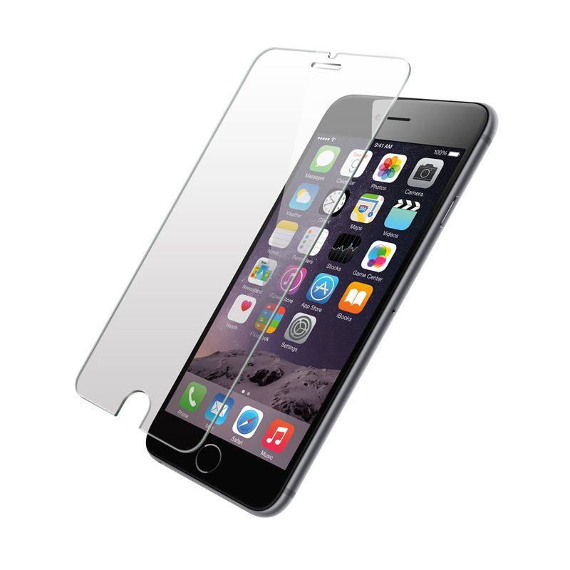 iBuy Tempered Glass Clear for iPhone 6 [0.26 mm]