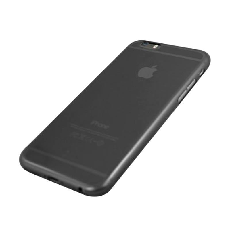 iBuy Ultra Thin Black Casing for Apple iPhone 6 [0.2 mm]