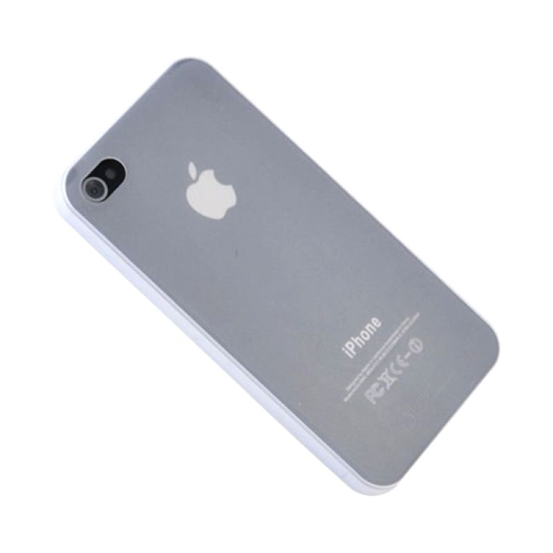 iBuy Ultra Thin Clear Casing for iPhone 4 or 4s