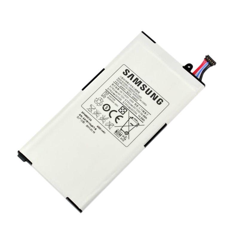 Samsung Hitam Baterai for Galaxy Tab P1000