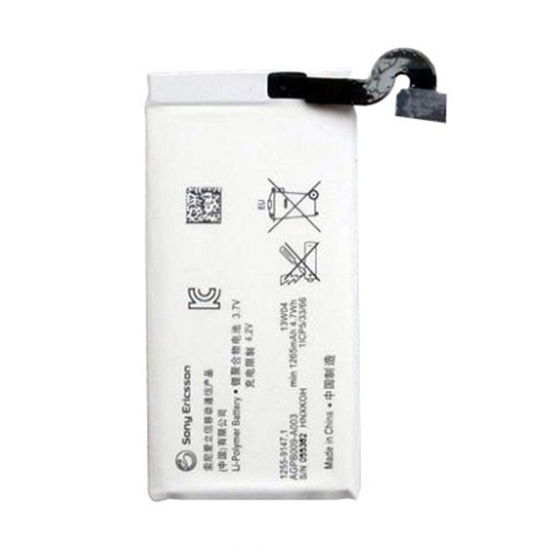 Sony Ericsson Original Battery for Sony Xperia Sola Mt-27i [1265 mAh]