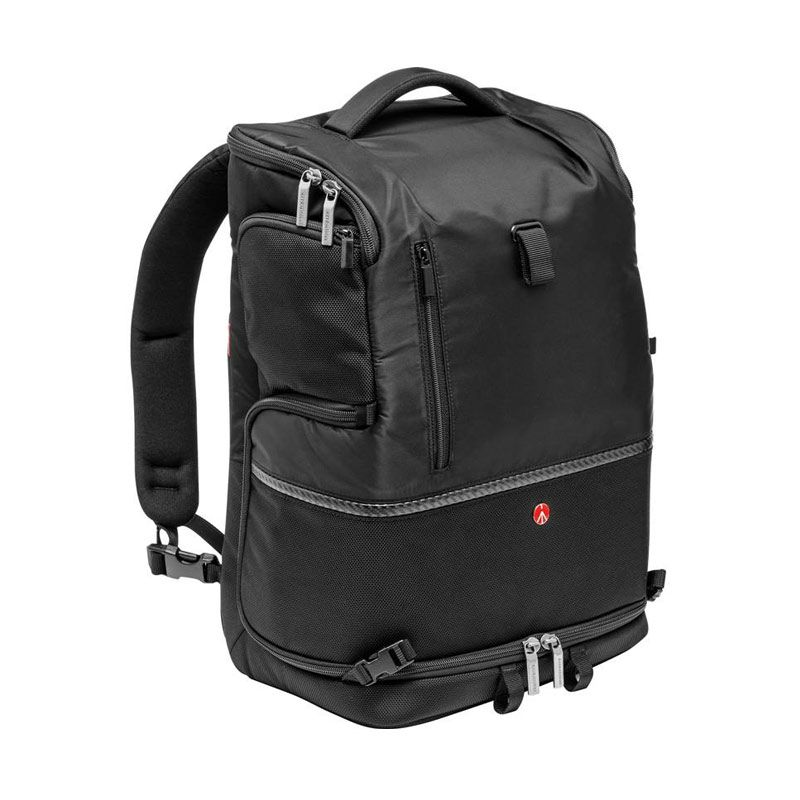 Manfrotto Tri MB MA-BP-TL Hitam Backpack Tas Kamera [Size L]
