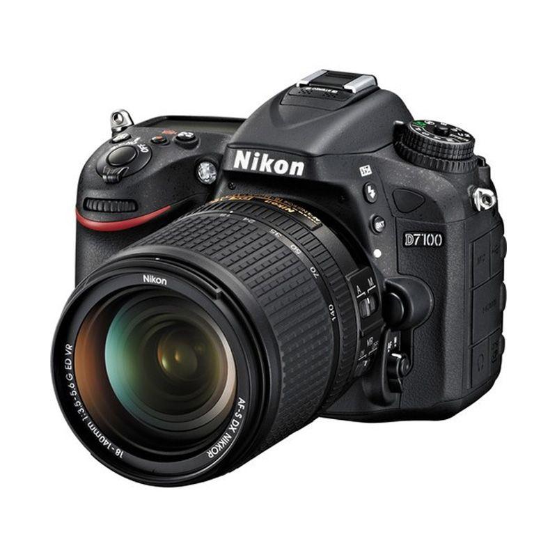 Nikon D7100 Kit 18-140 ED VR