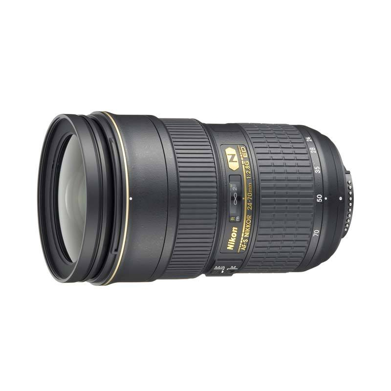 Nikon Lensa AF-S 24-70mm f/2.8G ED