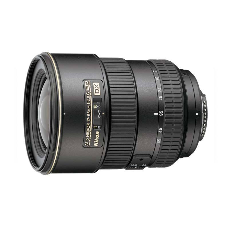 Nikon Lensa AF-S DX Zoom 17-55mm f/2.8G IF-ED
