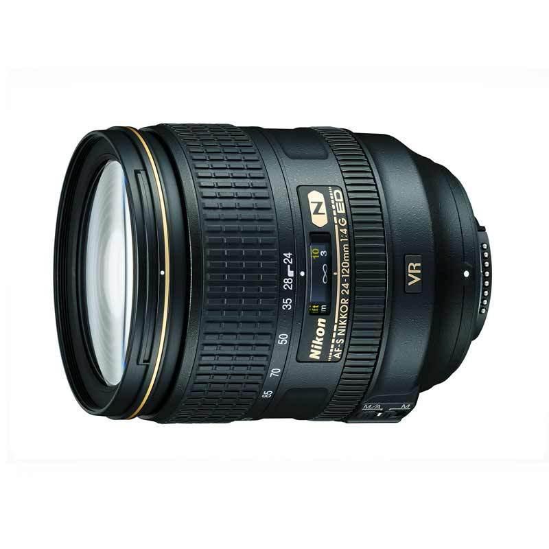Nikon Lensa AF-S VR 24-120mm f/4 G ED