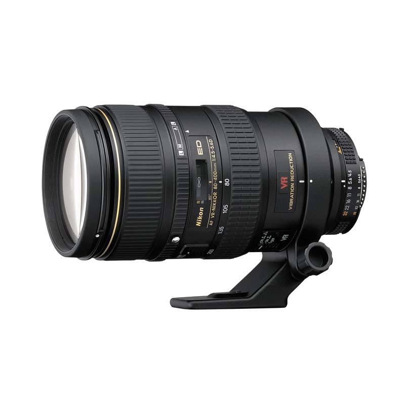 Nikon Lensa AF VR Zo....5-5.6D ED