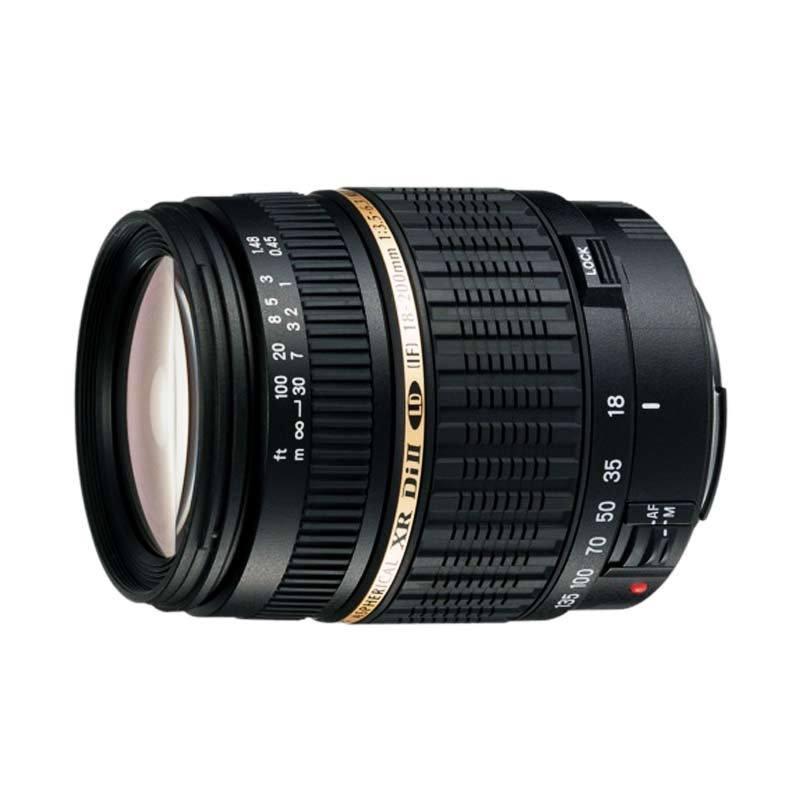 Tamron Lens AF 18-200mm Di II f/3.5-6.3 XR LD Macro Built In Motor for Nikon