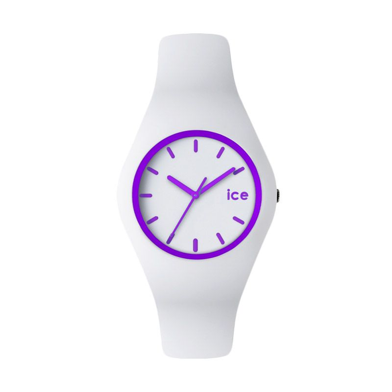 Ice Watch Crazy Purple Jam Tangan Unisex