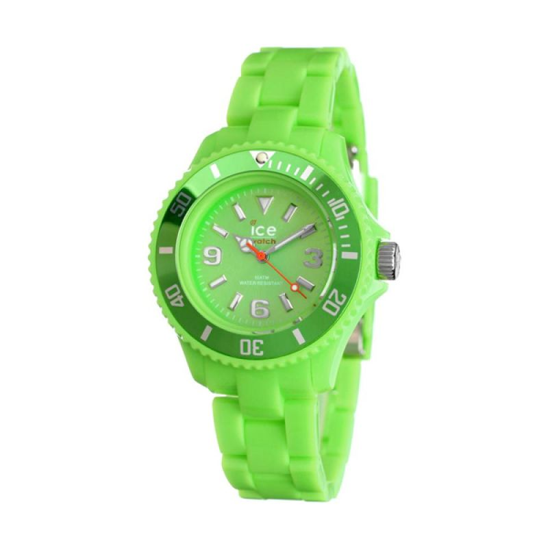 Ice Watch SD.GN.S.P.12 Solid Small Green Jam Tangan