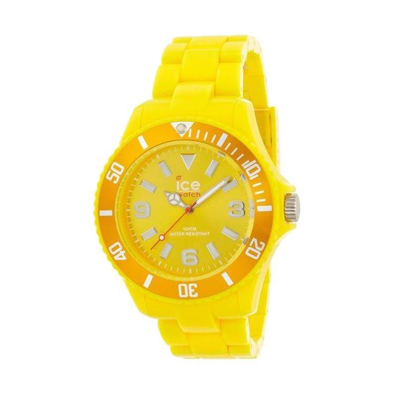 Ice Watch SD.YW.S.P.12 Solid Small Yellow Jam Tangan Wanita