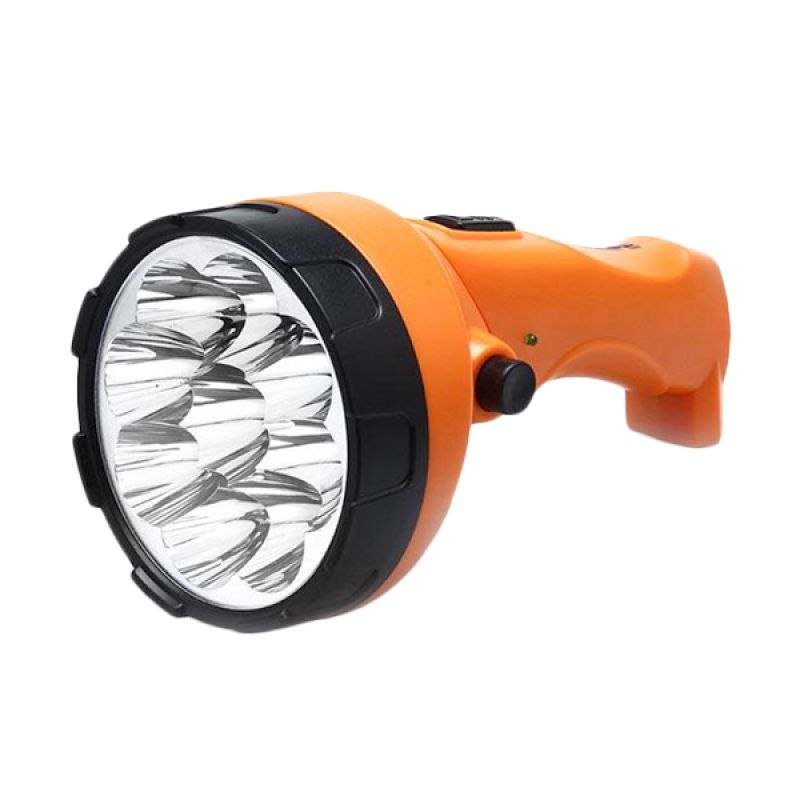 Idealife-Online Rechargeable Flashlight Senter LED