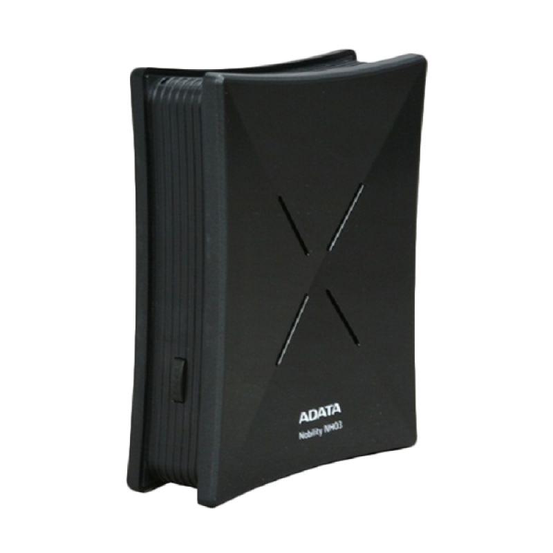 ADATA ANH03-15TU3-CBK 1.5 TB Hitam Hard Disk Eksternal