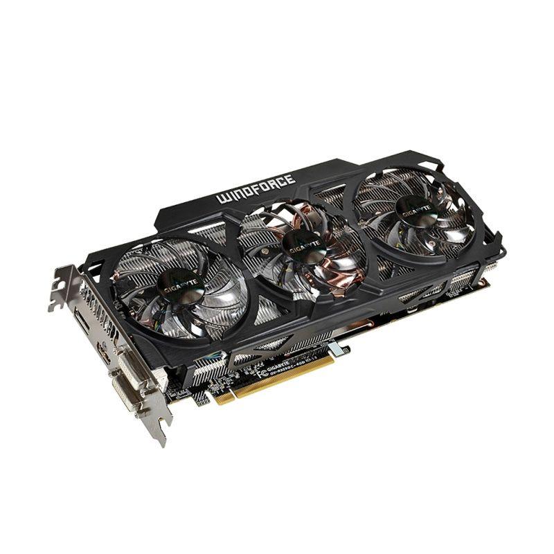 Gigabyte GV-R929OC-4GD Graphic Card