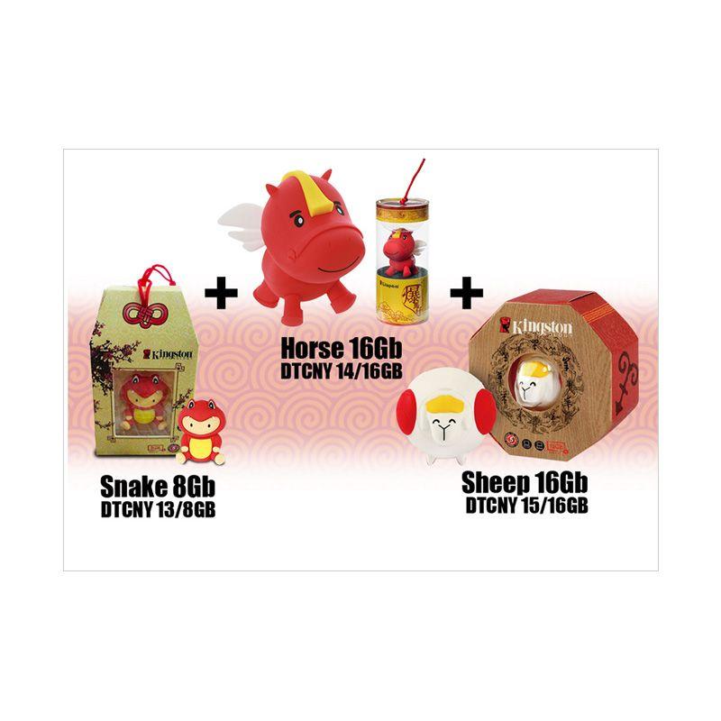 Kingston Chinese New Year Edition Flashdisk Bundle